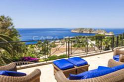 Immobilien auf Mallorca | Traumblick von einer Villa